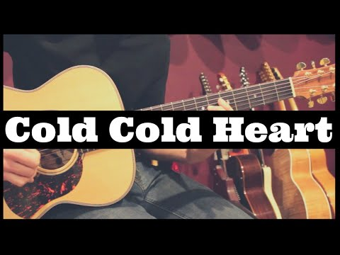 Cold Cold Heart Fingerstyle Guitar - Jon MacLennan