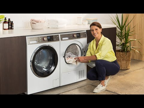 Sofie Explores The Fisher & Paykel, WH1260F1, 12kg ActiveIntelligence Washer & DH9060C1, 9kg Dryer