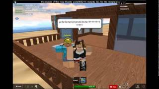 Roblox Show's : h2o season 2 (episode 10) (messing with magic)