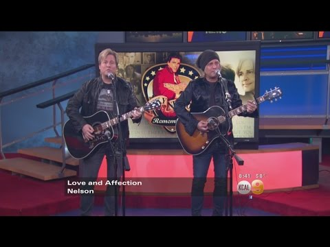 Matthew And Gunnar Nelson Perform Live On KCAL9