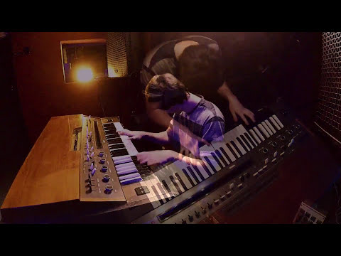 Light my fire ( live ) - The Doors. organ cover
