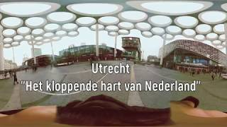 Utrecht in beeld - 360 graden video