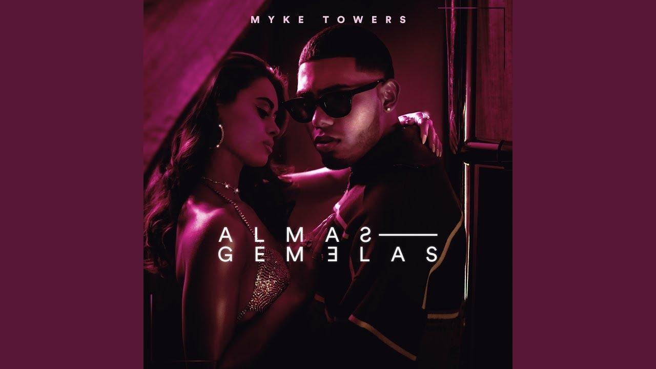 Myke Towers - ALMAS GEMELAS (Audio Oficial)