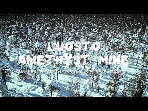 Luosto Amethyst Mine