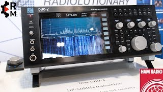 preview elad duo x sdr transceiver hamradio friedrichshafen 2019