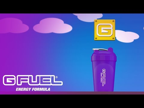 Twitch Shaker Cup   G FUEL