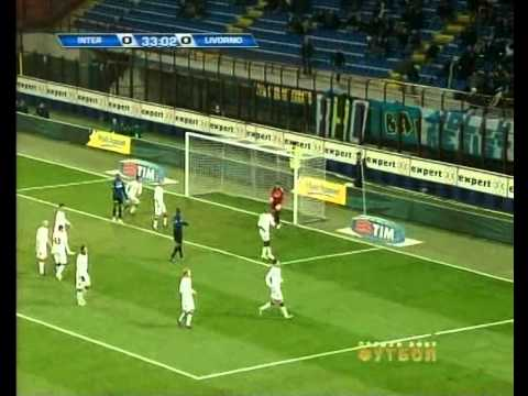 Coppa Italia 2009/2010 - Inter vs. Livorno (1:0)