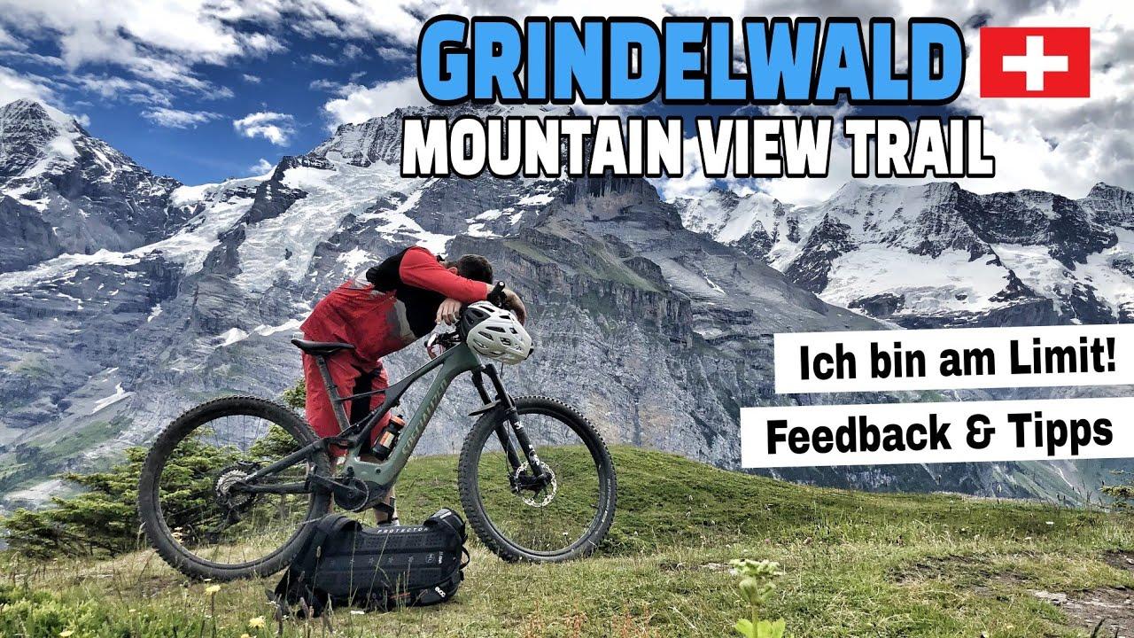 Diese E-MTB Tour hat mich völlig erledigt | Mountain View Trail | Tipps für den Bikeurlaub |Leo Kast