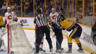 Bennett sticks up for Stajan in battle with Johansen