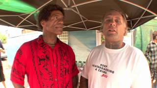 """Buttons"" & Jay Adams interviewed on the Northshore of Oahu. R.I.P. boys"