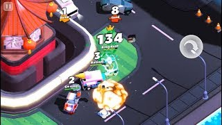 NEW Highscore - Crash of Cars + New Map
