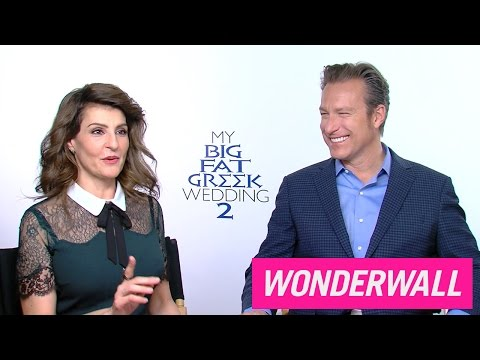 John Corbett and Nia Vardalos reveal how they keep the spark alive in their longterm relationships