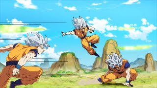The True Power Of Ultra Instinct Super Saiyan Goku