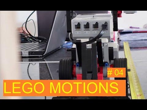 Lego Motions — Tribot v 1 0 - KidsTronics - Medium