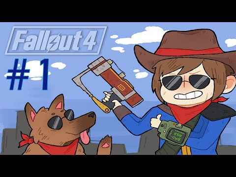 Kate's Mini Series: Fallout 4 [Episode 1] It all begins here.