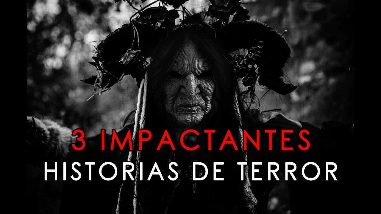 El Misterio De La Dama | La Sehua | La Radio Fantasma (3 Relatos De Terror)