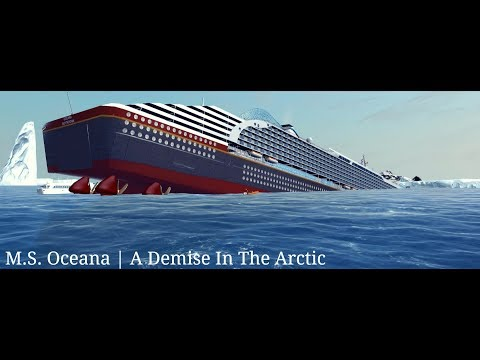 M.S. Oceana | A Demise In The Arctic | Ship Simulator Extremes