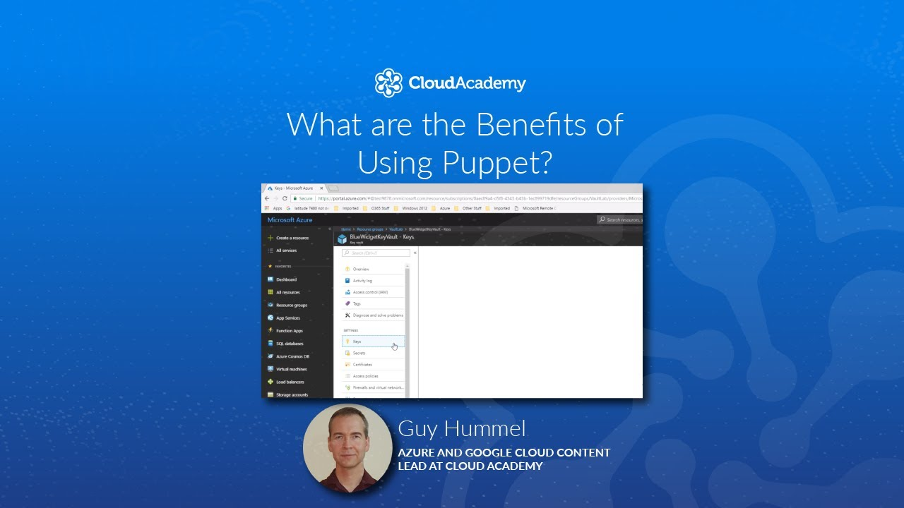 What is Puppet and What are the Benefits of Using it? - AWS Training &  Course Introduction