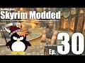What's in Jon Battle-Born's pocket? - Skyrim Modded Ep 30