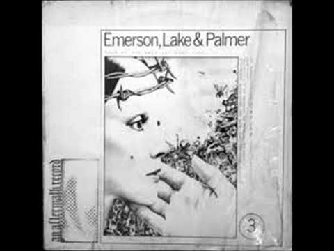 Emerson Lake and Palmer - Rare Bootleg With Star Trek Bloopers