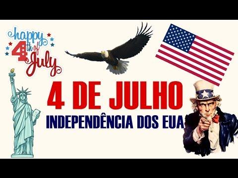 Especial 4 De Julho Como é O Dia Da Independência Dos Eua