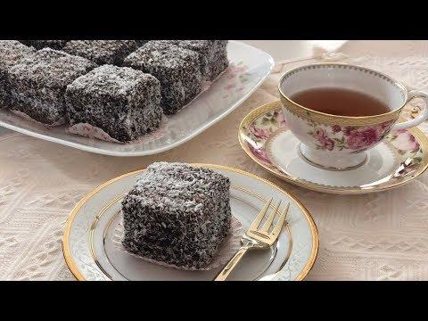 Lamingtons 林明顿蛋糕