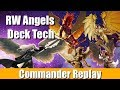 RW Angel Tribal Deck Tech