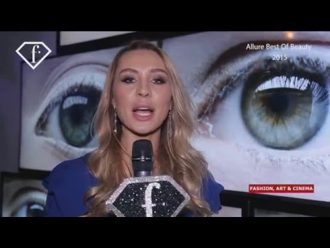 Best Of Beauty Awards 2015 ( ALLURE Russia)