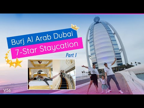 Dubai Burj Al Arab The World Most Luxurious Hotel | 7 Star Luxury Experience | Ultimate Staycation