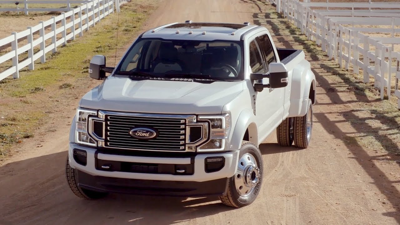 ford   super duty limited exterior interior youtube