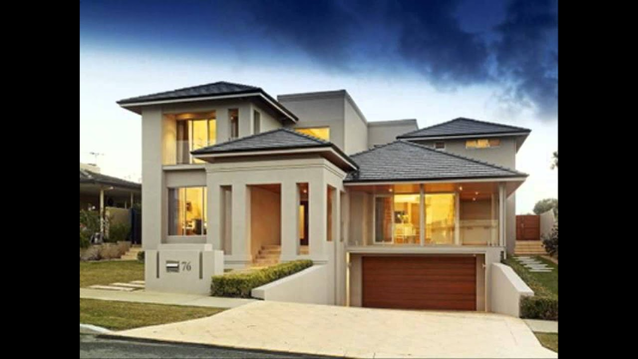 2 2 youtube New build house designs