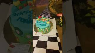 видео Детские торты на заказ на день рождения в в Санкт-Петербурге