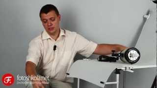 Студийный свет для предметной съемки. Уроки фотографии. Онлайн-фотошкола Fotoshkola.net
