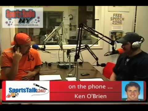 Ken O Brien Interview