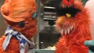 Sesame Street - Frazzle