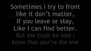 Ginuwine- My Last Chance (Lyrics)