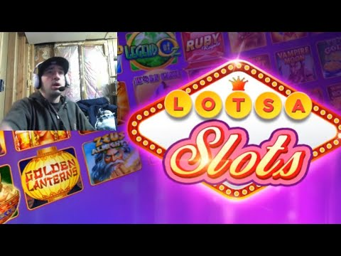 LOTSA SLOTS Vegas Casino With Bonus | Free Mobile Game | Android / Ios Gameplay Youtube YT Video LDH