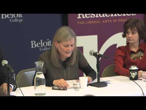 Child Trafficking: Weissberg Panel Discussion 1, 2016