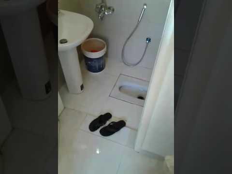 Saudi house driver bathroom riyadh.