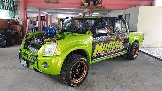 d-max-น้าแม็ก-และ-chev-พี่โน๊ต-สเต็ปโบคู่-ร้าน-mp-ไทเทเนียม-ตัวจี๊ดโซนภาคตะวันออก-รถซิ่งไทยแลนด์