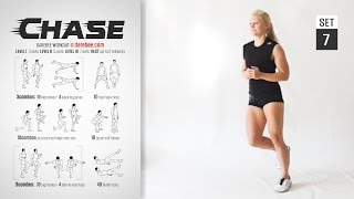 Chase Workout By Darebee   Full     Cardio     30 Minutes