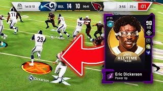 EA SCAMMED US! NEW ERIC DICKERSON IS A FRAUD! - Madden 20 Ultimate Team
