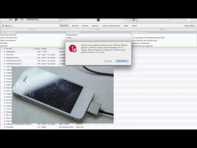 Aprende a desbloquear/restaurar tú iPhone/iPod/iPad con codigo PIN Videos De Viajes