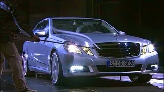 Mercedes-Benz E-class w212 2009 -  systems and development