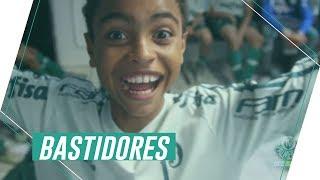 Bastidores - Santos 1 x 2 Palmeiras - Final do Paulista Sub-11