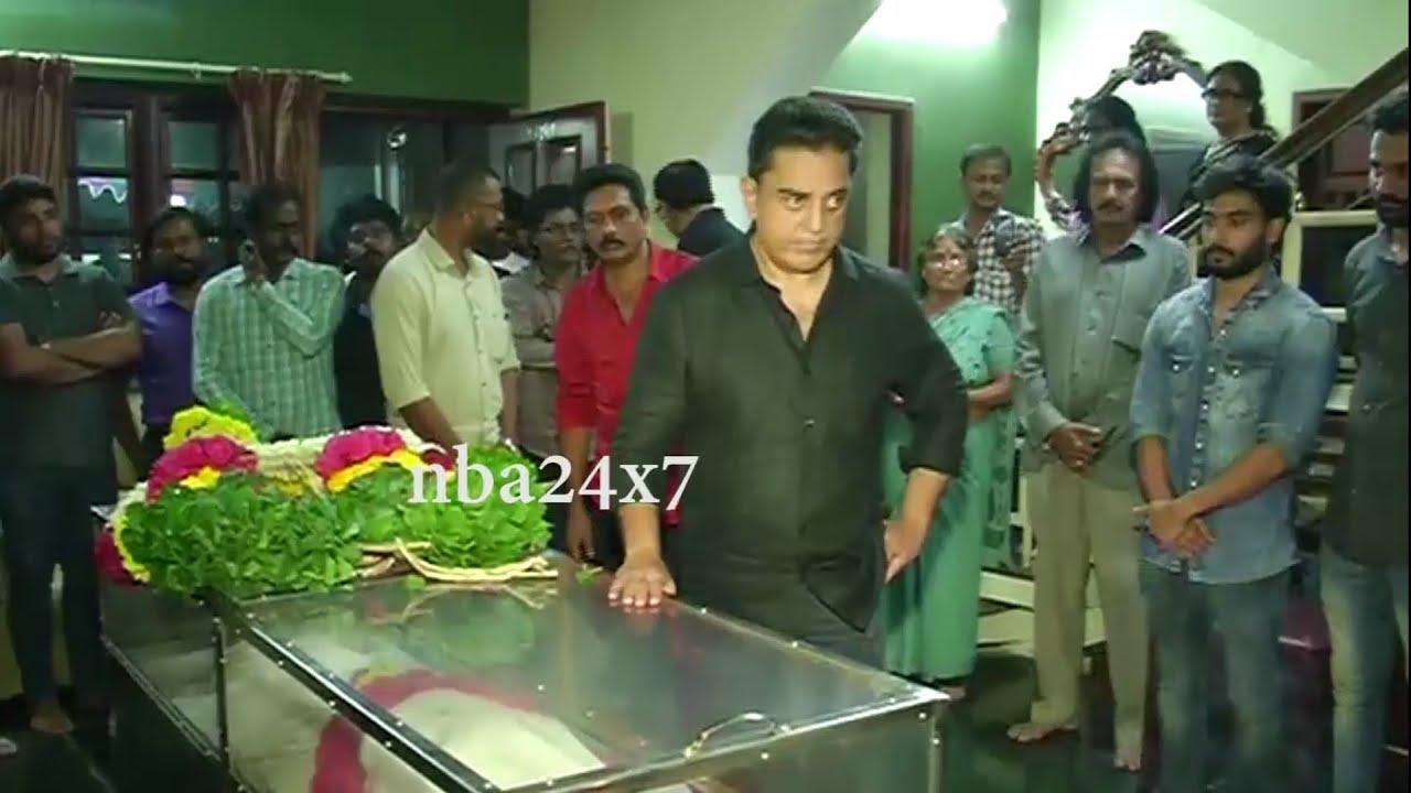 Download Director I V Sasi Passed Away | Kamalhasan | Vijayakanth | Mohanlal | Bharathiraja | nba 24x7