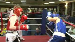Welsh Amateur Boxing - Semi-finals (me In The Red)