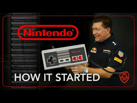 Nintendo- The History of a Legendary Video Game Company - A Case Study for Entrepreneurs