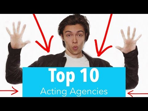Top 10 Acting Agencies
