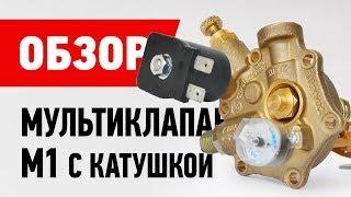 Обзор: Мультиклапан ГБО Torelli М1 с катушкой